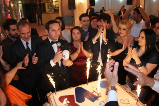 Muz Tv отпраздновало свой первый день рождения (фото)