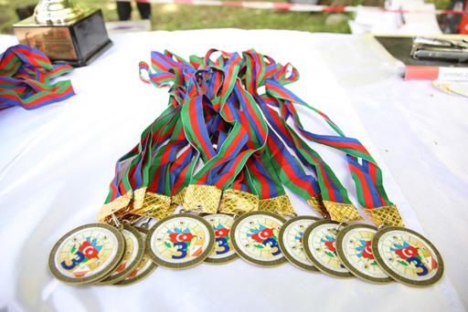 В Азербайджане состоялись международные соревнования по спортивному ориентированию (фото)