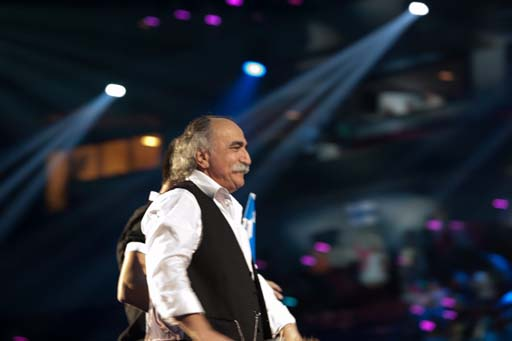 """Azərbaycan """"Eurovision-2013"""" mahnı müsabiqəsinin finalına çıxıb (FOTO)"""