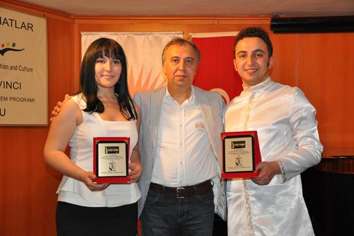 Азербайджанские пианисты удостоены гран-при и первой премии Международного конкурса в Турции (фото)