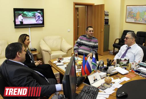 Ни одна страна так не представлена в Екатеринбурге, как Азербайджан - генеральный консул Султан Гасымов (фото)