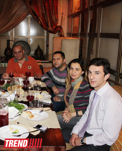 Путешествие в Екатеринбург: Азербайджанцы - диаспора, учителя, студенты (фото, часть 1)