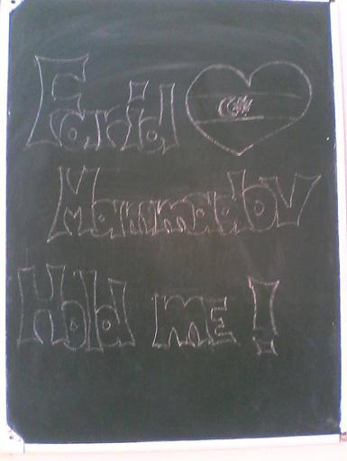 """Художественные работы поклонников Фарида Мамедова """"Fan art"""" (фотосессия)"""