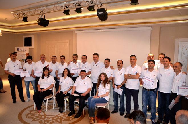 Компания АXA MBASK провела в Азербайджане третий Форум страховых агентств (ФОТО)