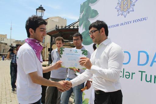 В Азербайджане успешно завершился турнир «Код Да Винчи» (ФОТО)