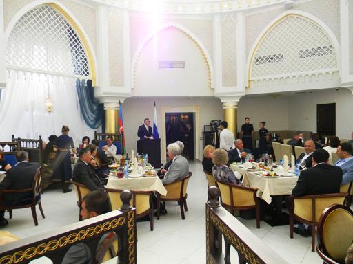 В Екатеринбурге отметили национальный праздник Азербайджана (ФОТО)