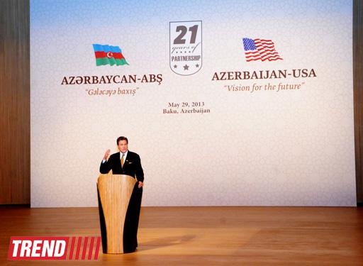 Билл Ричардсон: Азербайджан и США продолжат укреплять двусторонние отношения (ФОТО)