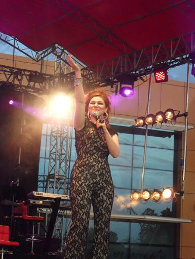 Сердар Ортадж и Гюнель Магеррамова выступили с концертом в Нахчыване (фото)