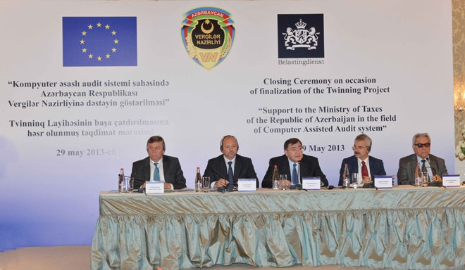 В Азербайджане необходимо расширить применение e-аудита - министр (ФОТО)