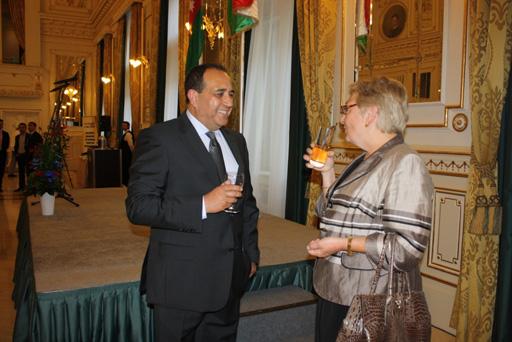 В столице Венгрии отметили национальный праздник Азербайджана - День Республики (ФОТО)