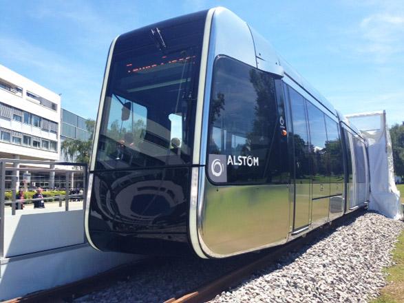 """Компания """"Alstom"""" заинтересован в сотрудничестве с Азербайджаном - вице-президент (ФОТО)"""