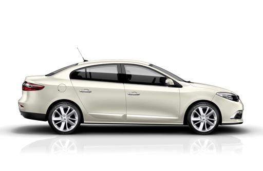 В Азербайджане стартовали продажи нового Renault Fluence (ФОТО)