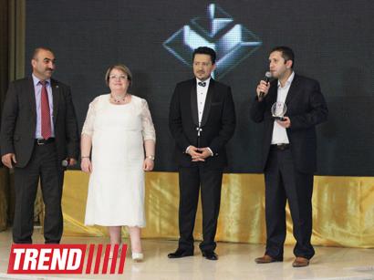 Корреспондент АМИ TREND удостоен премии Конгресса азербайджанцев мира (фото)