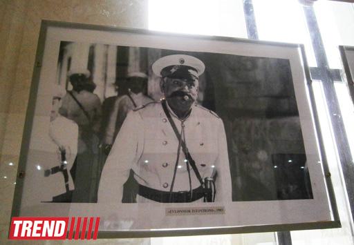 Вся жизнь под аплодисменты: в Баку отметили юбилей Алиаги Агаева (фото)
