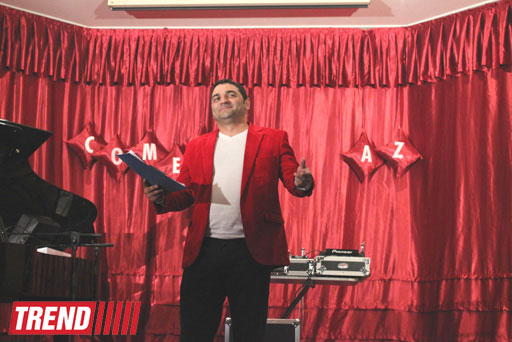 """В Баку состоялся праздничный вечер """"Ну, здравствуй, лето"""" (фотосессия)"""