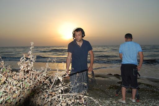 """Азербайджанский фильм """"Тающий остров"""" показали в Катаре"""