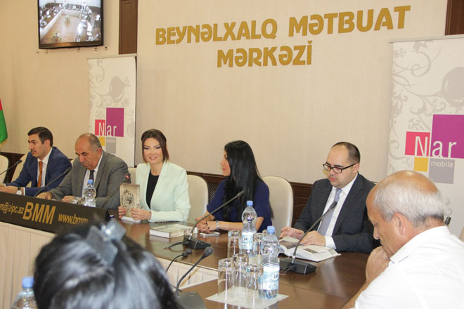 'The Scientist Who Changed The World' presented in Azerbaijan with support of Nar Mobile (PHOTO)