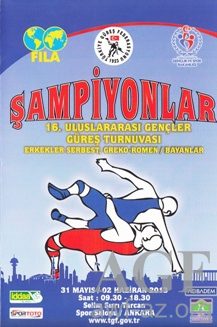 """""""Çempionlar"""" turnirində ikinci gün: 2 qızıl, 2 gümüş və 2 bürünc medal"""