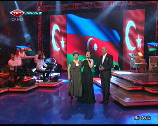 """Ильгар Мурадов впервые исполнил в дуэте на турецком телеканале: """" Этот мир - сказка"""" (видео-фото)"""