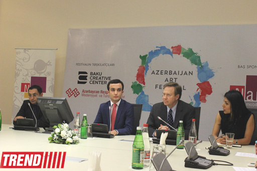 """Проведение """"Azerbaijan Art Festival-2013"""" направлено на дальнейшее развитие искусства в регионах страны - Эмин Ясинов (фото)"""