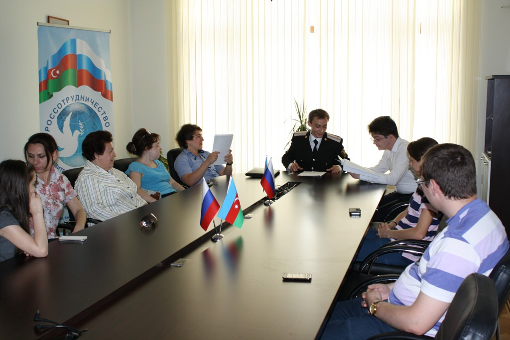 В Баку прошел круглый стол, посвященный Международному дню защиты детей
