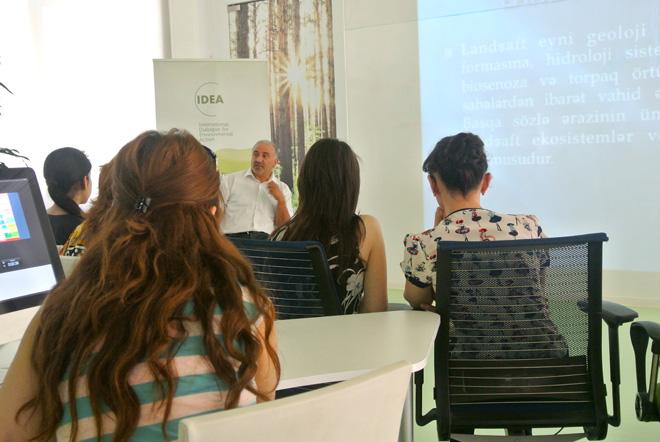 IDEA отметила Всемирный день окружающей среды (ФОТО)