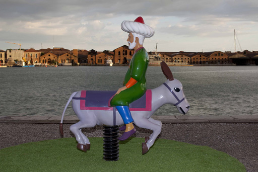 Организация YARAT! приняла участие в Международном Венецианском биеннале 2013 (ФОТО)