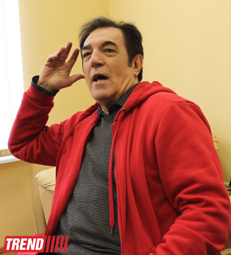 Азербайджан живет во мне!  - заслуженный артист России Анатолий Бродский (фото)