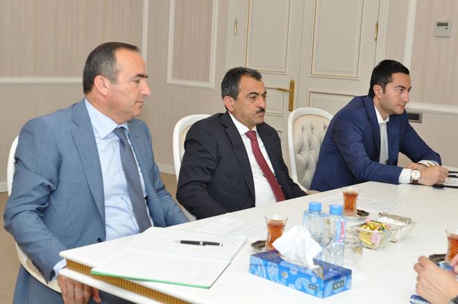 KfW готов продолжить поддержку водного проекта в Азербайджане (ФОТО)