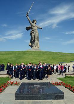 В Волгограде завершился российско-азербайджанский форум «Россия–Азербайджан: межрегиональный диалог-2013» (ФОТО)
