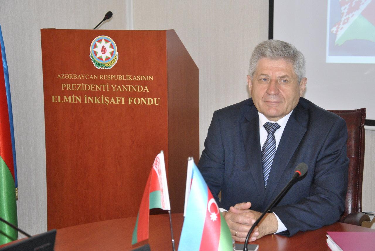 Azərbaycan-Belarus beynəlxalq qrant müsabiqəsinin nəticələri açıqlanıb (FOTO)