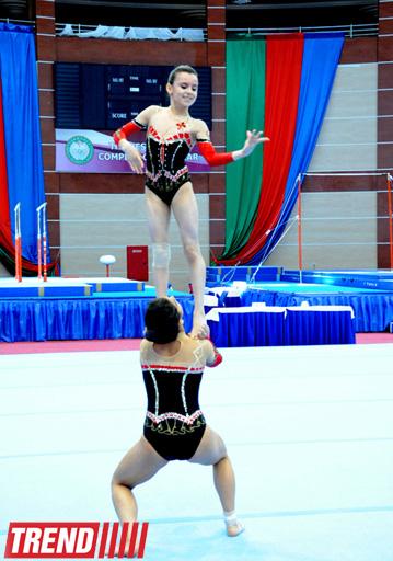 Beynəlxalq federasiyanın Texniki Komitəsinin üzvü: Azərbaycanın idman gimnastikasının gələcək üçün yaxşı ehtiyatı var (FOTO)