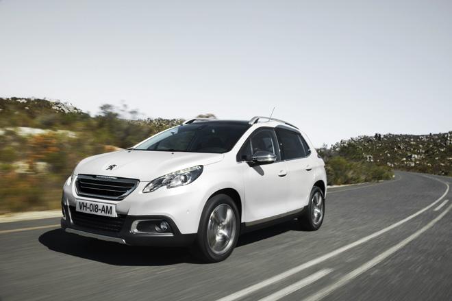 Европейский B-сегмент: Peugeot впереди VW, Ford и Opel (ФОТО)