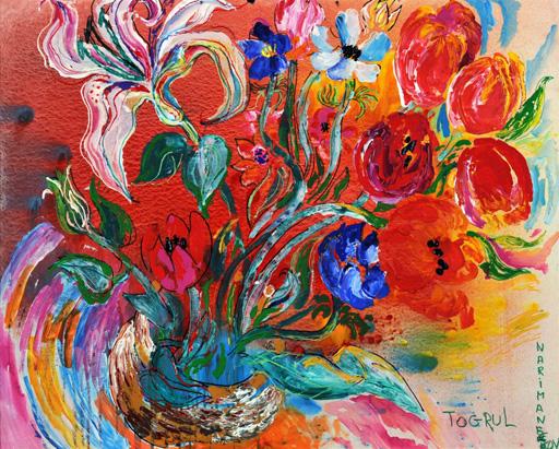 """Произведения Тогрула Нариманбекова: """"Люблю Баку, люблю Апшерон. Очень люблю"""" (фото)"""
