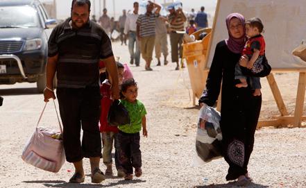 Из Стамбула депортированы свыше 12 тысяч сирийских беженцев