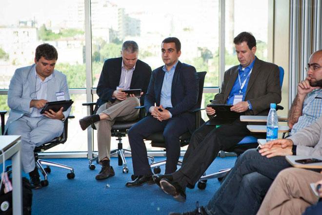Азербайджанский Unibank оказал поддержку начинающим предпринимателям (ФОТО)
