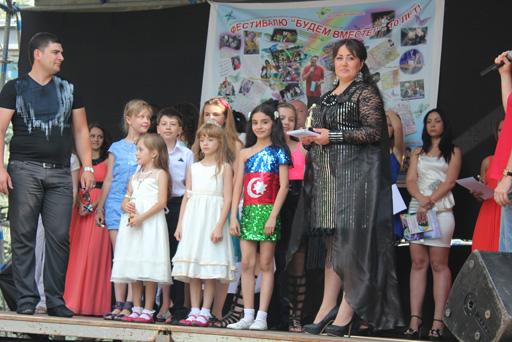"""Юная азербайджанка стала победительницей первого украинского телеконкурса """"Поем вместе"""" (фото)"""