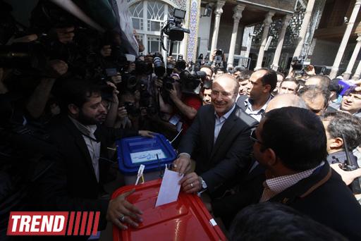 В Иране проходят президентские выборы (ФОТОСЕССИЯ)