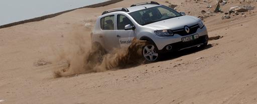 В Баку прошел тест-драйв трех знаковых моделей Renault  (ФОТО)