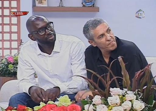Известный французский киноактер презентовал проект азербайджанской певицы (видео-фото)