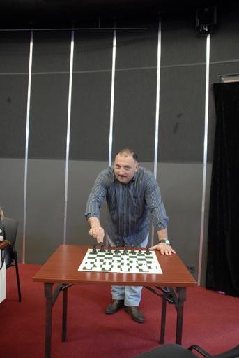 Бахрам Багирзаде стал гостем мемориала Михаила Таля (фото)