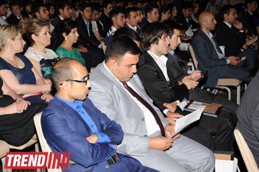 Молодежные организации Азербайджана поддержат Ильхама Алиева на президентских выборах (ФОТО)