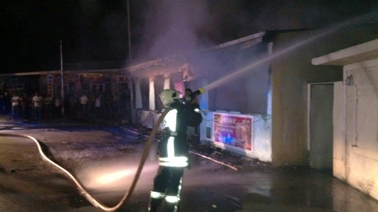 В Баку прогремел взрыв (ФОТО)