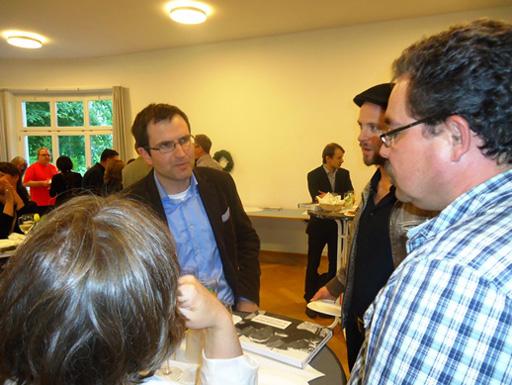 Презентована книга швейцарского журналиста о нагорно-карабахском конфликте (ФОТО)