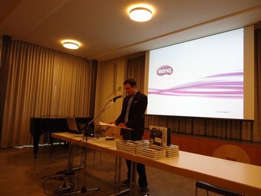 İsveçrəli jurnalistin Dağlıq Qarabağ münaqişəsinə həsr edilmiş kitabının təqdimatı keçirilib (FOTO)