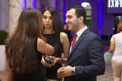 Роскошная вечеринка L'Officiel Azerbaijan (фотосессия)
