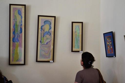 """В Ширване состоялось открытие выставки в рамках """"Azerbaijan Art Festival-2013"""" (фото)"""