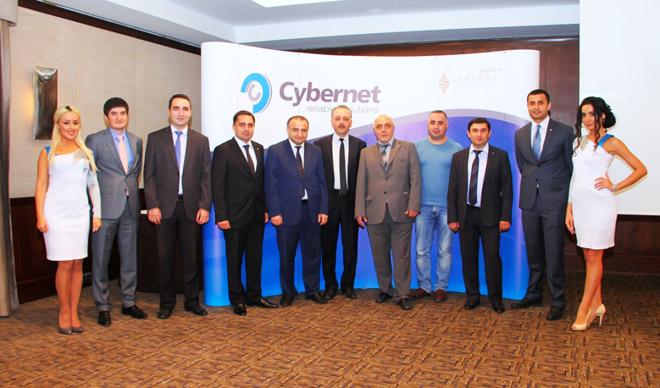 Cybernet провела в Баку презентацию