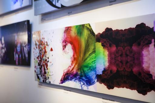 В Баку открылась креативная выставка Red Bull Collective Art (фото)