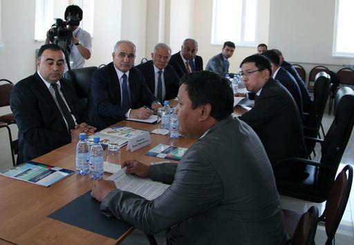 Aktauda Qazaxıstan-Azərbaycan biznes forumu keçirilib (FOTO)
